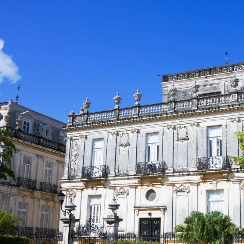 European style houses