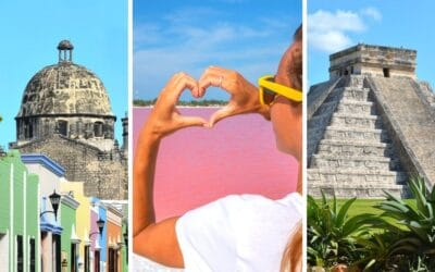 25 Amazing Day Trips From Merida That You Need to Take