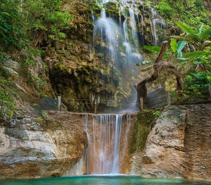 waterfall - Visit Las Grutas Tolantongo
