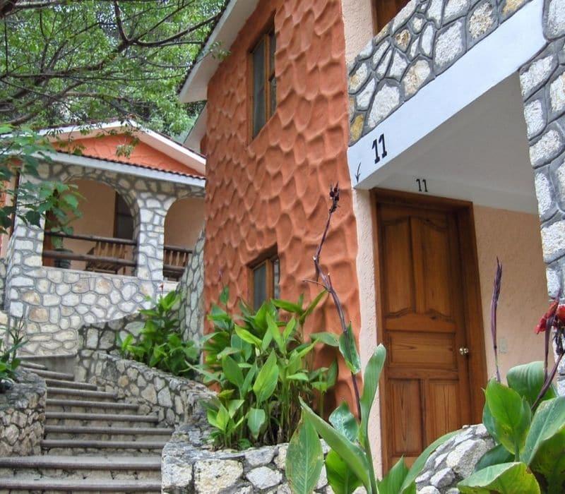 hotel in mexican style design - Visit Las Grutas Tolantongo