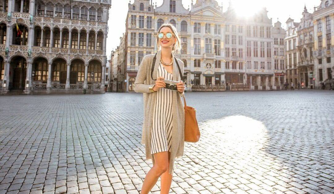 How to Travel Alone for the First Time: 10 Useful Tips