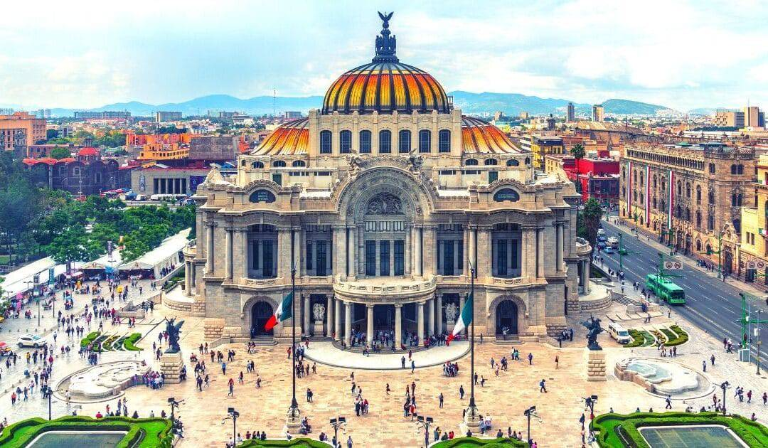 Mexico City's Historic Center: 11 Best Things to Do + Free Map