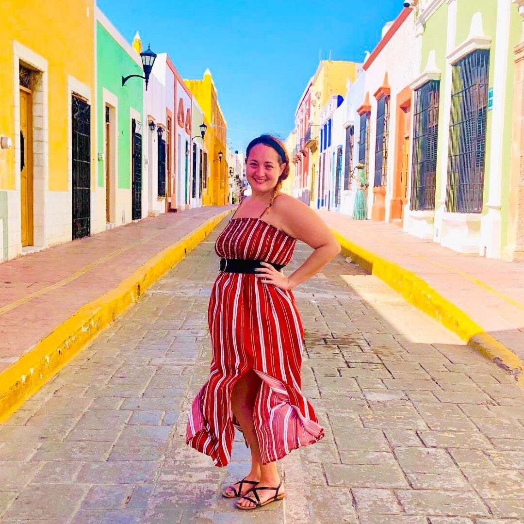 Shelley | Mexico Solo Travel